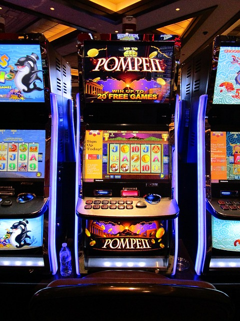 Casino Automat Slotzo